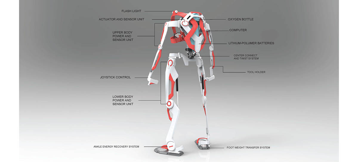 fireman exoskeleton