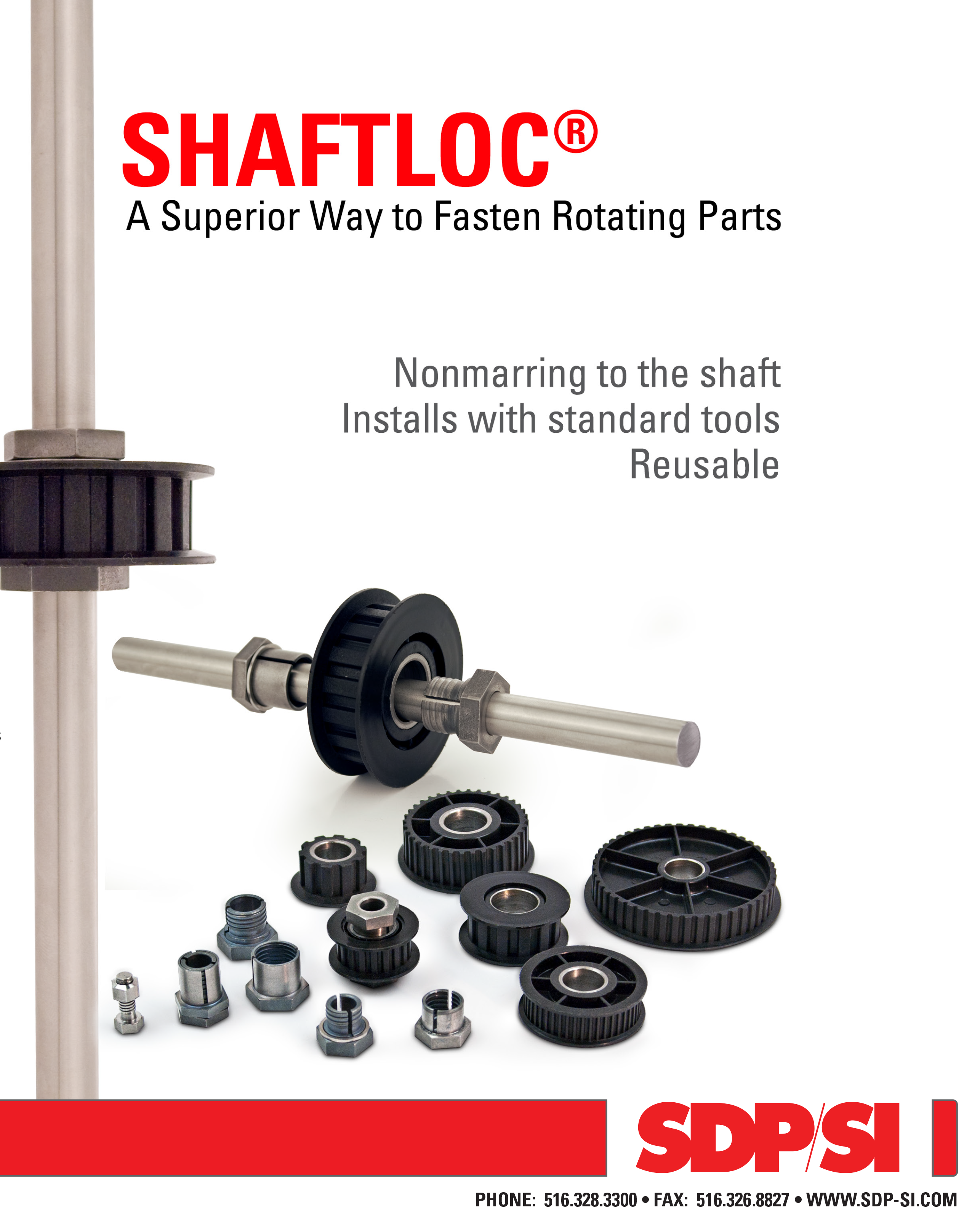 Shaftloc